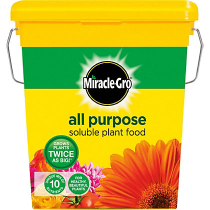 Image for Miracle-Gro All Purpose Soluble Plant Food - 2kg from StoreName