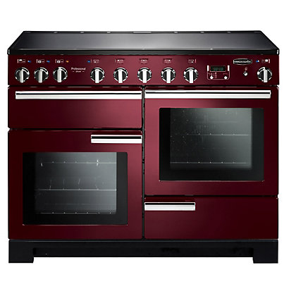 Image for Rangemaster Professional Deluxe 110cm Range Cooker - Cranberry from StoreName