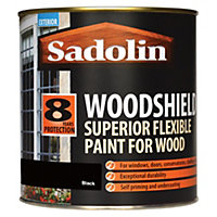 Sadolin Woodshield - Black - 1L