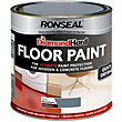 Ronseal Diamond Hard Slate - Floor Paint - 2.5L