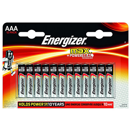 Image for Energizer Max AAA Battery Pack from StoreName