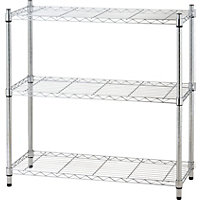 Heavy Duty Unit -  3 Tier - Metal