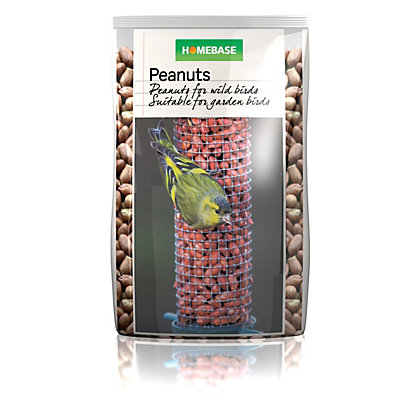 Image for Homebase Peanuts - 600g from StoreName