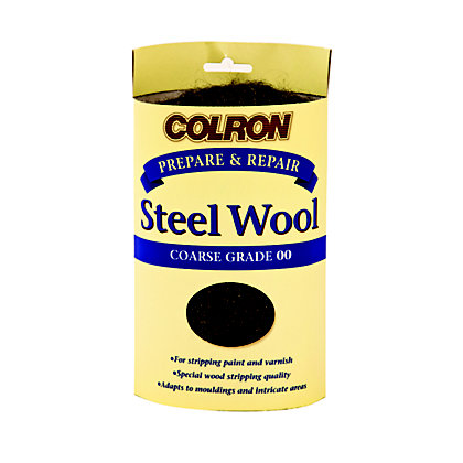 Image for Colron Coarse Steel Wool from StoreName