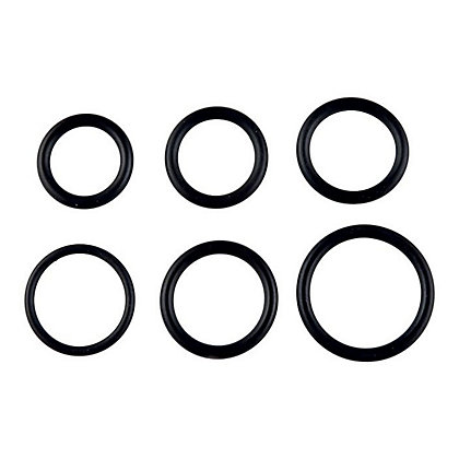 Image for Large O Rings - Assorted from StoreName