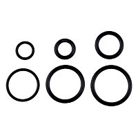Small O Rings - Assorted