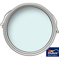 Dulux Light and Space First Frost - Matt Emulsion Paint - 5L
