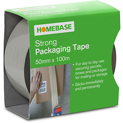 Image for Packaging Tape - 50mm x 100m from StoreName