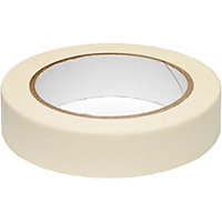 Homebase Value Masking Tape - 50mm x 25m
