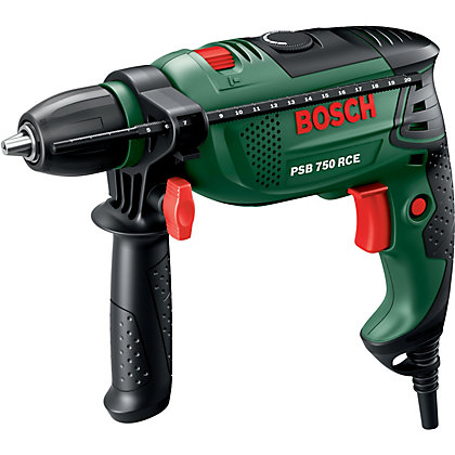 Image for Bosch PSB 750 RCE Electric Impact Drill - 750W from StoreName
