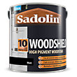 Sadolin Woodshield - Black - 2.5L