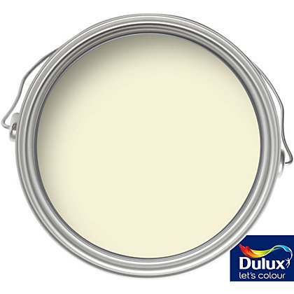 Image for Dulux Light and Space Lunar Falls - Matt Emulsion Paint - 5L from StoreName
