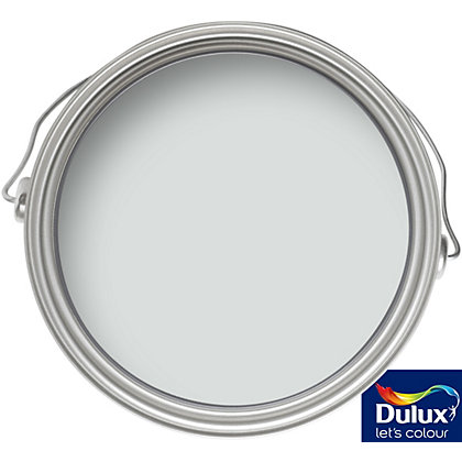Image for Dulux Cornflower White - Matt Emulsion Colour Paint - 50ml Tester from StoreName