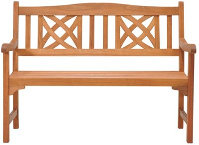 Image for Peru Wooden Garden Bench from StoreName