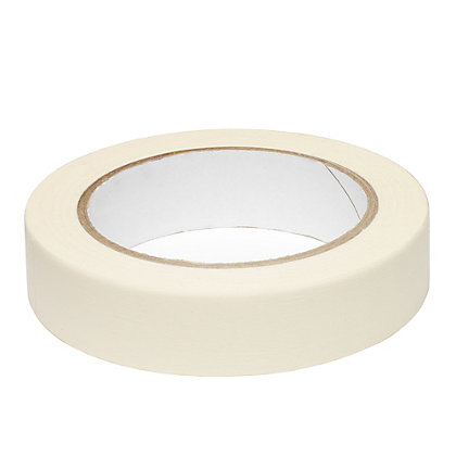 Image for Homebase Value Masking Tape - 25mm x 50m from StoreName