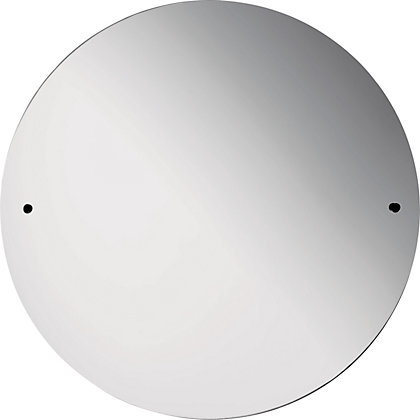 Image for Unframed Circle Drilled Mirror from StoreName