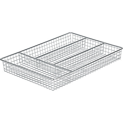 Image for Cutlery Tray - Chrome from StoreName