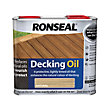 Ronseal Decking Oil Clear - 2.5L