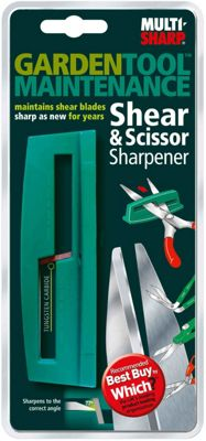Multi Sharp Shear Scissor Sharpener