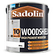 Sadolin Woodshield - White - 2.5L