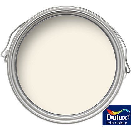 Image for Dulux Light and Space Morning Light - Matt Emulsion Paint - 5L from StoreName