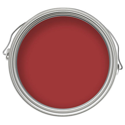 Image for Crown Flame Red Non Drip - Gloss Paint - 750ml from StoreName