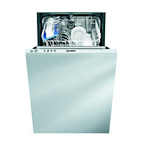 Indesit Ecotime DISR 14B Built-in Dishwasher - White