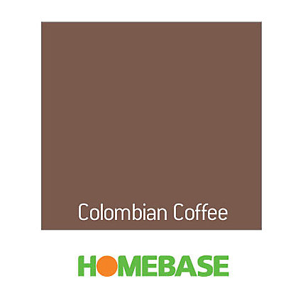 Image for Home of Colour Just One Coat Colombian Coffee - Gloss Paint - 750ml from StoreName
