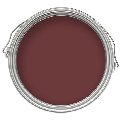 Image for Crown Burgundy - Non Drip Gloss Paint - 750ml from StoreName