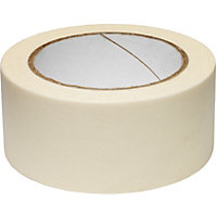 Homebase Value Masking Tape - 50mm x 50m