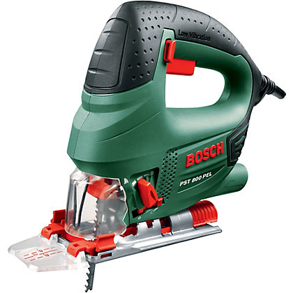 Image for Bosch PST 800 PEL Electric 530W Compact Jigsaw from StoreName