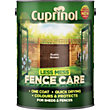 Cuprinol Less Mess Fencecare -Rustic Brown- 5L