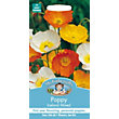 Poppy Iceland Mixed (Papaver Nudicaule) Seeds