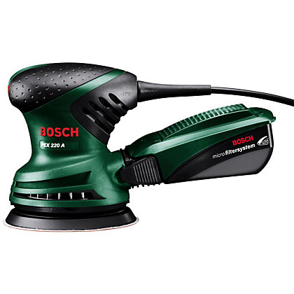 Image for Bosch Random Orbit Sander PEX 220 A from StoreName