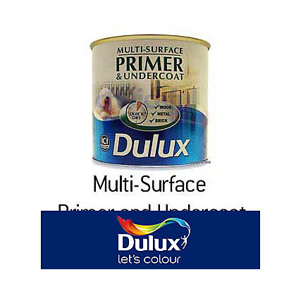 Image for Dulux Multi - Surface Primer - 2.5L from StoreName
