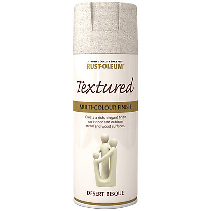 Image for Rust-Oleum Textured Spray Paint - Desert Bisque - 400ml from StoreName