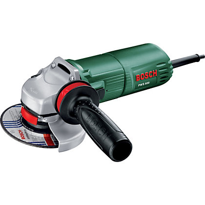 Image for Bosch PWS 600 Electric 600W Angle Grinder from StoreName