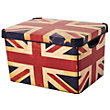 Curver Union Jack Deco Storage Box