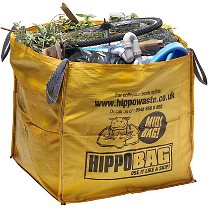 Image for HIPPO MIDIBAG 1cb yrd 90cm x 90cm x 90cm from StoreName