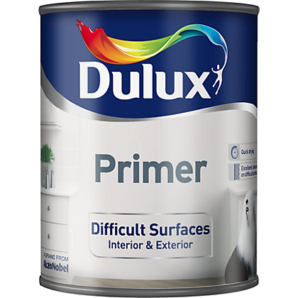 Image for Dulux Quick Dry Difficult Surface Primer - 750ml from StoreName