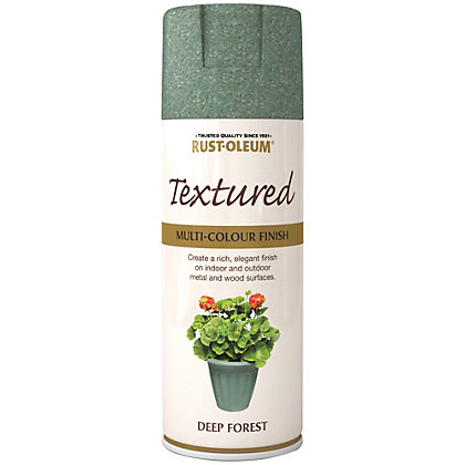 Image for Rust-Oleum Textured Spray Paint - Deep Forest - 400ml from StoreName
