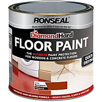 Ronseal Diamond Hard Terracotta - Floor Paint - 750ml
