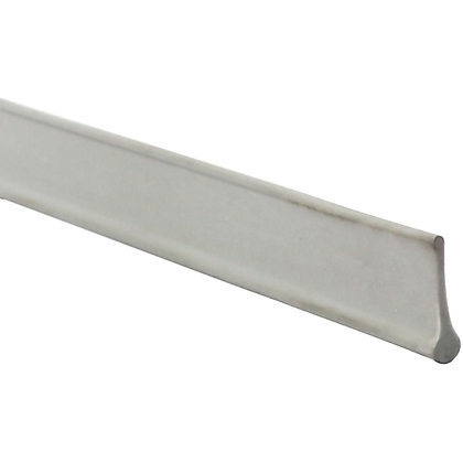 Image for Aqualux CS Replacement 4Fold Bath Screen Seal - White from StoreName