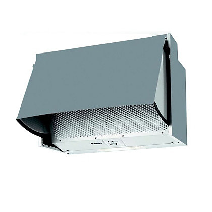 Image for Hotpoint HTN41 Integrated Hood - 60cm - Silver from StoreName