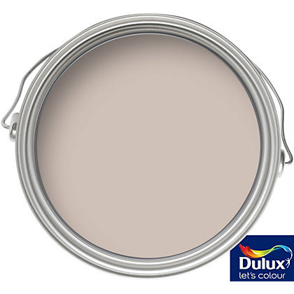 Image for Dulux Malt Chocolate - Matt Emulsion Paint - 50ml Tester from StoreName