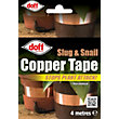 Doff Slug and Snail Copper Tape - 4m