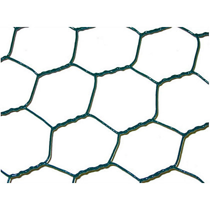 Image for Apollo PVC Hexagonal Wire Netting - 25mm from StoreName