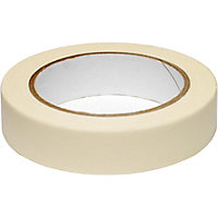 Homebase Masking Tape - 50mm x 25m