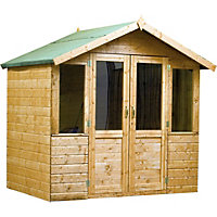 Mercia Brighton Summerhouse - 6ft 9in x 4ft 8in