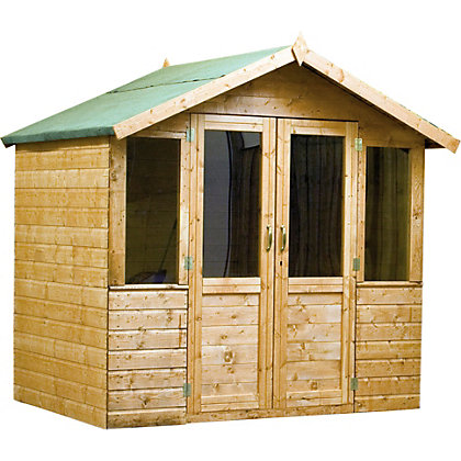 Image for Mercia Brighton Summerhouse - 6ft 9in x 4ft 8in from StoreName